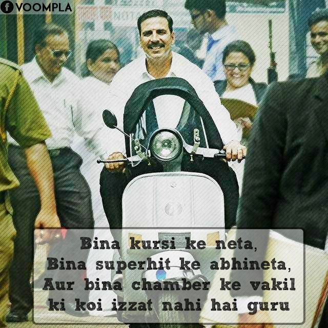Jolly LLB 2 Dialogues: Akshay Kumar's best lines