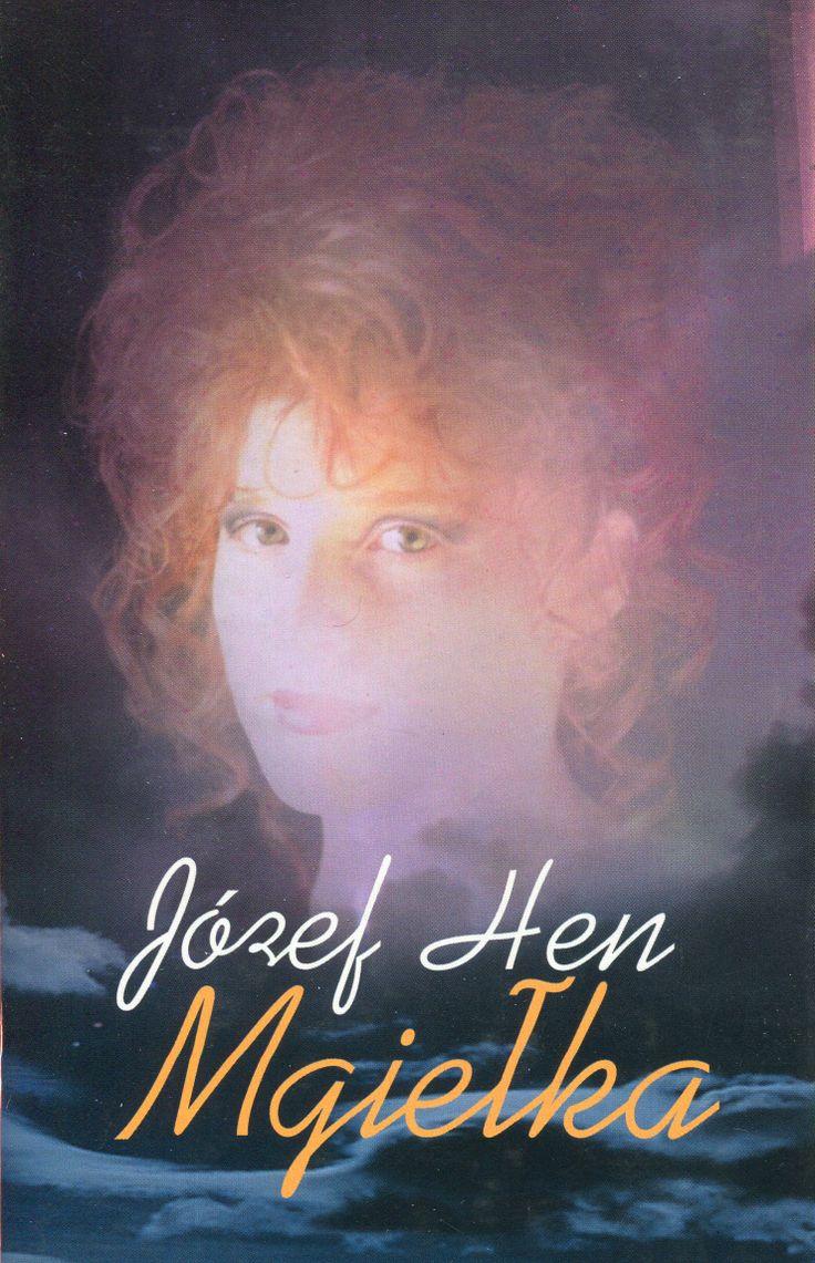 """""""Mgiełka"""" Józef Hen Cover by Janusz Wysocki  Published by Wydawnictwo Iskry 2000"""