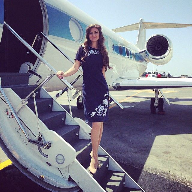 Boho Teppich Private Jet Stewardess @darishka2301 | Plane Girls With Charm