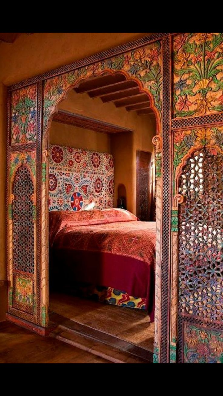 Pin by nadia baz on the beauty of morocco pinterest for Bedroom decoration in bd