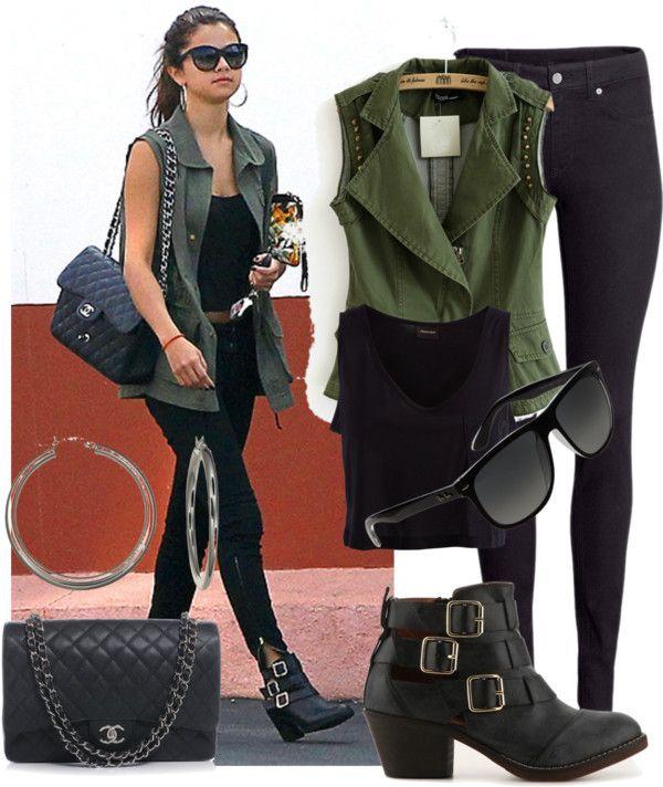 The Selena Gomez's Style