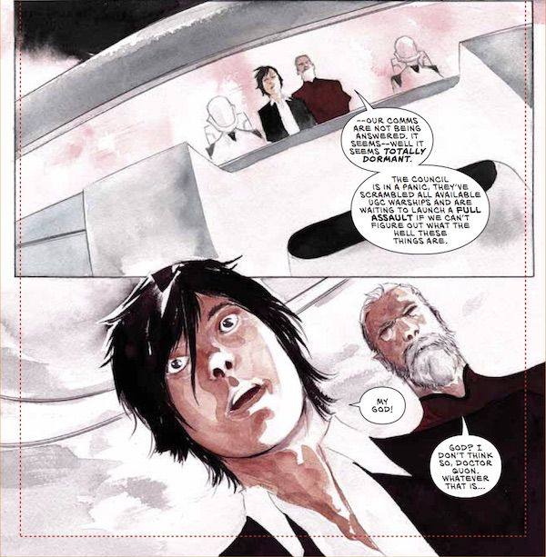 Released next Wednesday, #Descender's a game-changer. Here's why. #comics