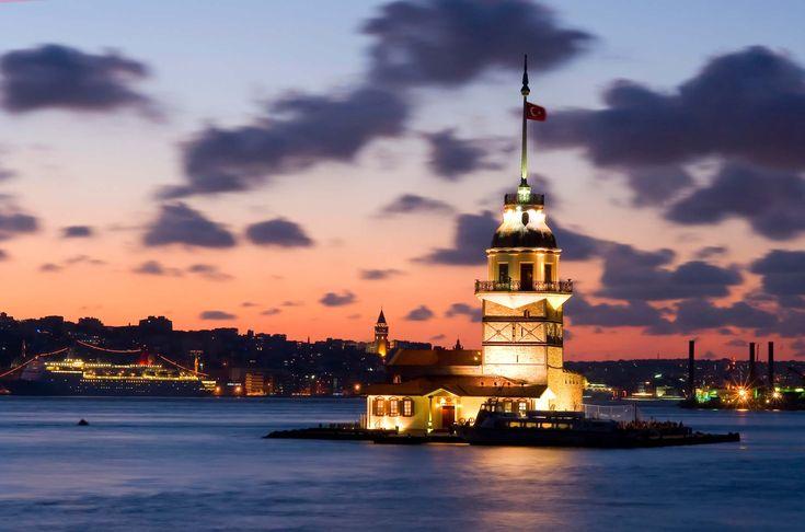 kız kulesi istanbul