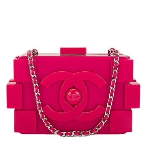 Chanel Lego Clutch