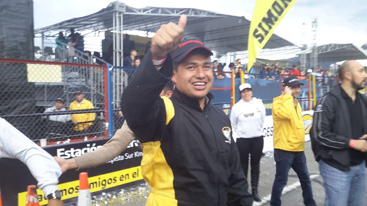 Campeón de la Versión 29 del GPNMD a José Daniel Puerto, categoría pesados.