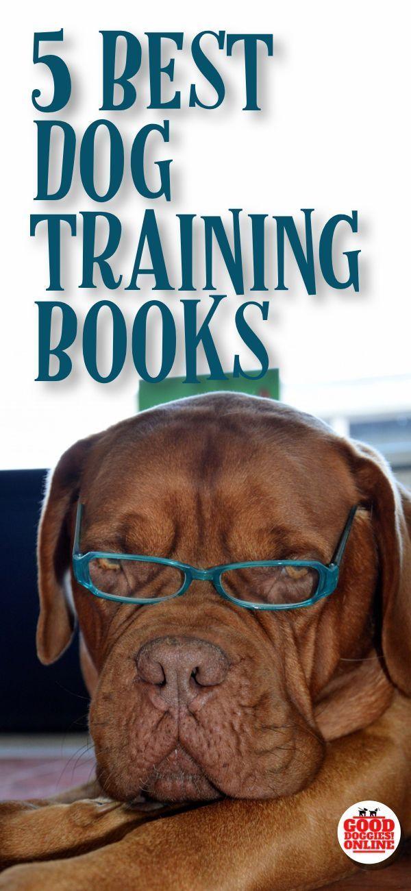 5 Best Dog Training Books For All Kind Of Dog Breeds Best Dog