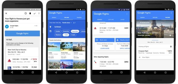 Google now tells you when to book cheap flights and hotel rooms by @thekenyeung 440marketinggroup.com