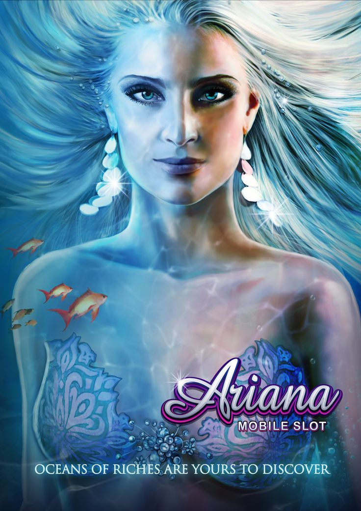 Ariana mobile slot game