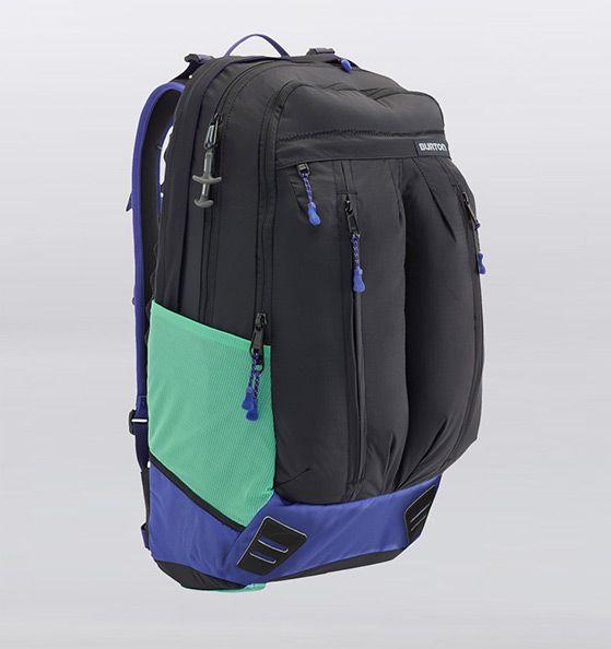 Burton Bravo Backpack - Process Pop Ripstop | Rushfaster.com.au