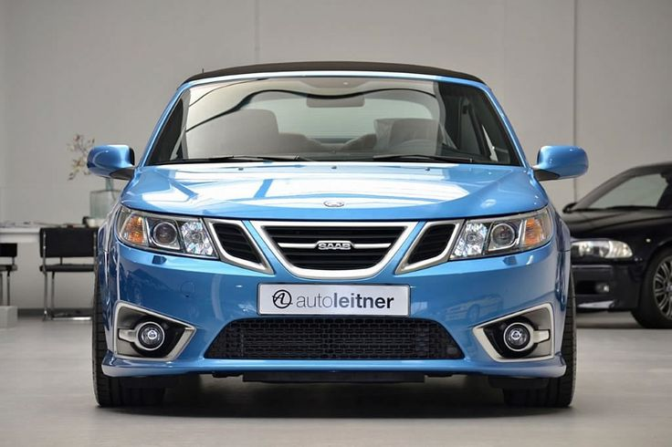 For sale: 2012 Saab 9-3 Aero Convertible - Sky Blue Edition - SaabWorld