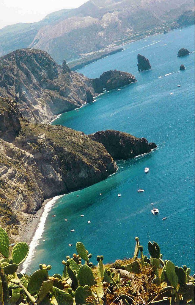 LIPARI, Lipari, Sicily, Italy