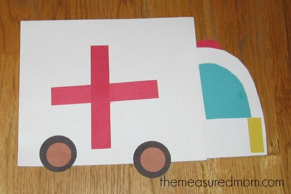 Letter A Craft 4 the measured mom Letter A Crafts for Preschoolers