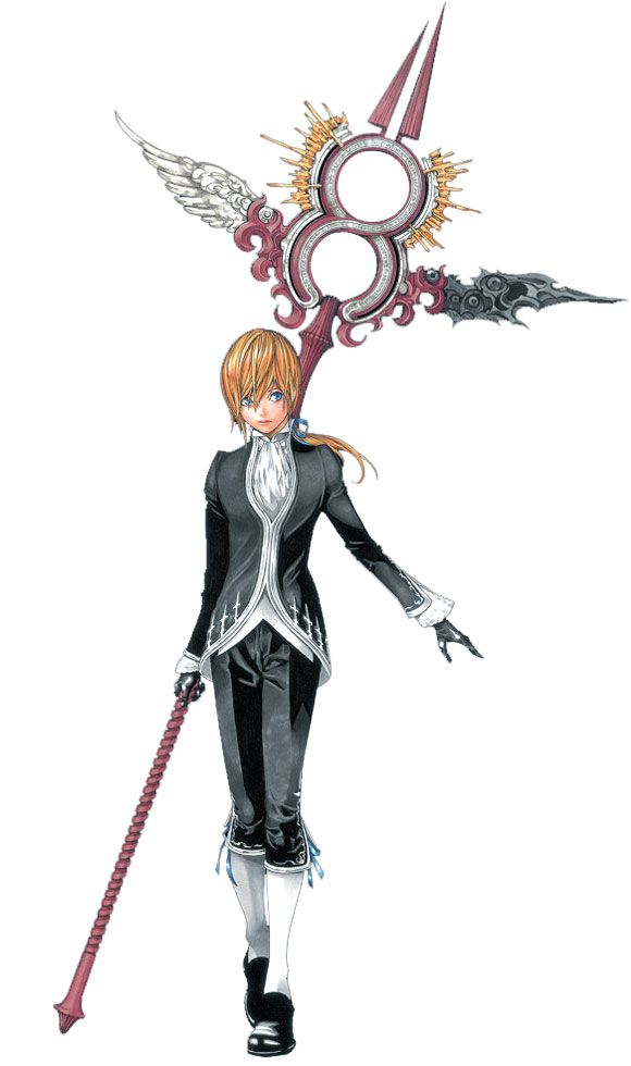 Eric Lacarde - Pictures & Characters Art - Castlevania Judgment