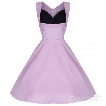 Saty  nielen na stuzkovu retro, pinup, vintage dress