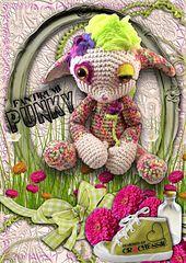 Ravelry: Fantirumi Punky pattern by Crochessie by Esther Emaar