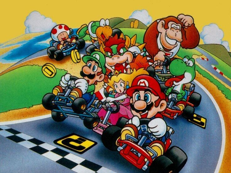 Mario Kart Wii #mario kart #mario kart games #kart games #mario kart 7 - http://www.mariogames66.com/play/category/mario_kart_games/