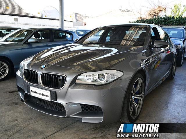 BMW M5 2012 autos usados - AMOTOR - aviso:5436