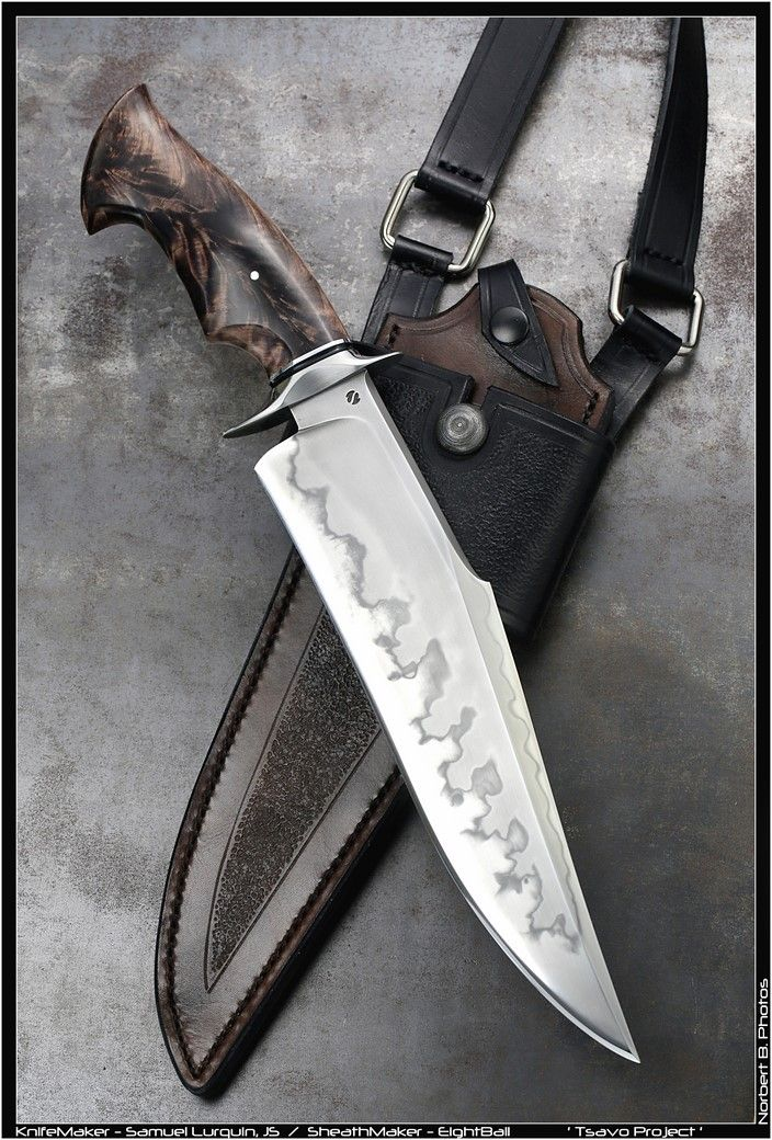 Bowies/Campknives