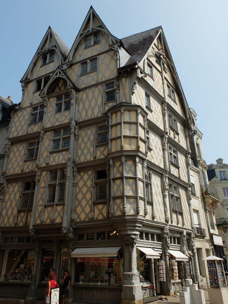 Maison d'Adam - Angers - Photo MNC