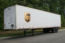 """""""At one time, UPS used electric-powered trucks, made by White Motors, for deliveries in Manhattan, NYC. There were only a few hundred of them, but they were notable for their """"spooky silence"""" when running."""" United Parcel Service - Wikipedia, the free encyclopedia"""