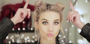3 simpele stoere haarstijlen voor lang én kort haar   Fashionlab