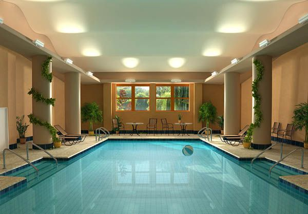 private-indoor-pool: Indoor Pools, Dreams Houses, Interiors Design, Pools Houses, Pools Table, Indoor Swim Pools, Luxury Pools, Swim Pools Design, Houses Design