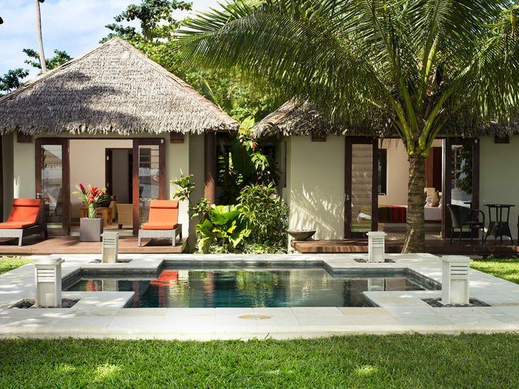 A beautiful boutique resort located on its own Peninsula. Eratap Beach Resort, Vanuatu  www.islandescapes.com.au