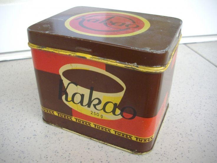 Kakao !!  A z TUZEXU !!   -  70. léta
