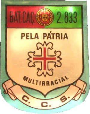 Companhia de Comando e Serviços dp Batalhão de Caçadores 2833 Angola