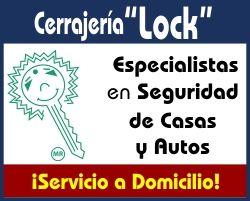 CERRAJERIA LOCK - ESPECIALISTAS EN SEGURIDAD - www.cerrajerialock.mpw.mx