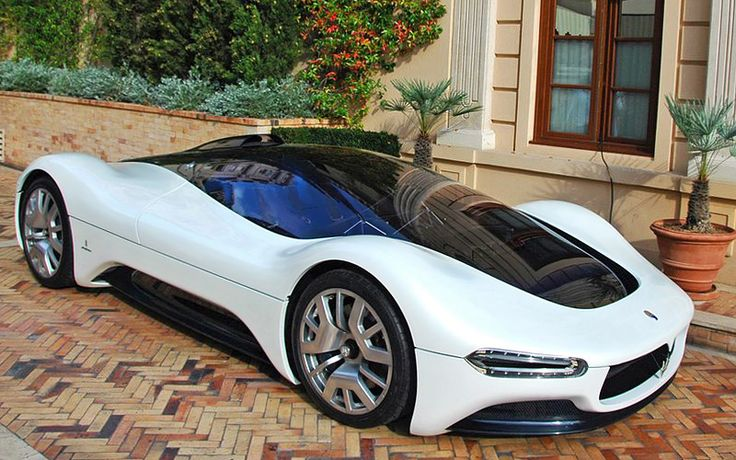 2005 Maserati Birdcage 75th Pininfarina Concept 1176000 $