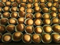 Make and share this Best Buckeyes (Peanut Butter and Chocolate Candies) recipe from Food.com.
