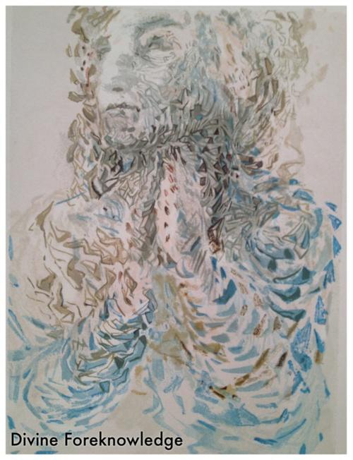 Divine Foreknowledge - Salvador Dali