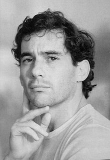 You must take the compromise to win, or else nothing. That means: you race or you do not. Ayrton Senna da Silva