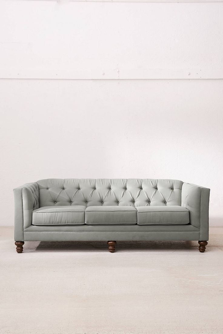 Shop Graham Microfiber Sofa at Urban Outfitters today. We carry all the latest styles, colors and brands for you to choose from right here.