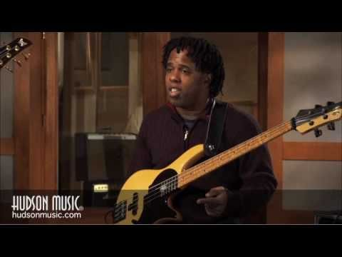 Victor Wooten: Bass Lesson - YouTube