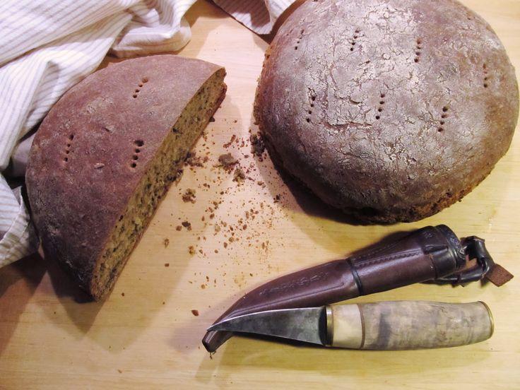Taivaallinen mallasleipä – Heavenly Rye Malt Bread