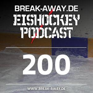 BApod 200 – Der Sommer ist da!   http://www.break-away.de/bapod/?p=3732   200 Folgen Break-Away.de Eishockey-Podcast. Endlich haben wir diesen Meilenstein geschafft. Danke an alle, die uns bis hierhin begleitet haben.  In dieser Folge sprechen wir natürlich über das Stanley-Cup-Finale, blicken kurz auf die Eishockey-WM in Weißrussland zurück und diskutieren über die Wahl zum DEB-Präsidenten am 19. Juli.  Wir freuen uns auf die nächsten Podcast-Folgen mit Euch!  Bleibt schnell.