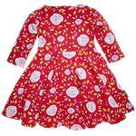 ROSE & PETAL TWIRL DRESS (CHILD)
