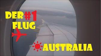 Unser großes Abenteuer beginnt mit dem Flug nach Sydney. Erste Erfahrungen und Erzählungen nach unserer Ankunft in Oatley.