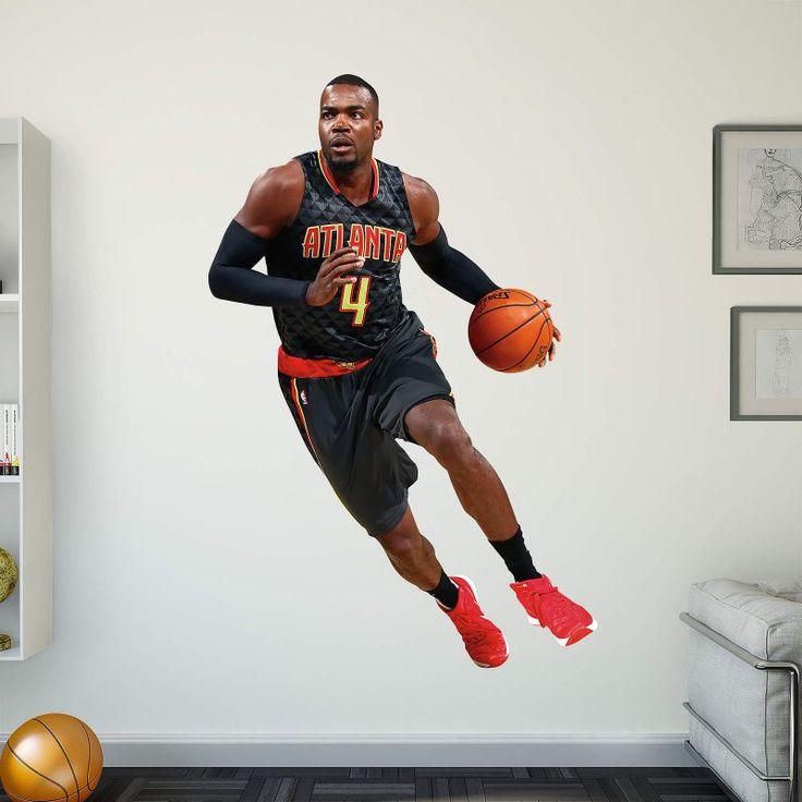 Fathead NBA Atlanta Hawks Paul Millsap Wall Decal - 22-20626