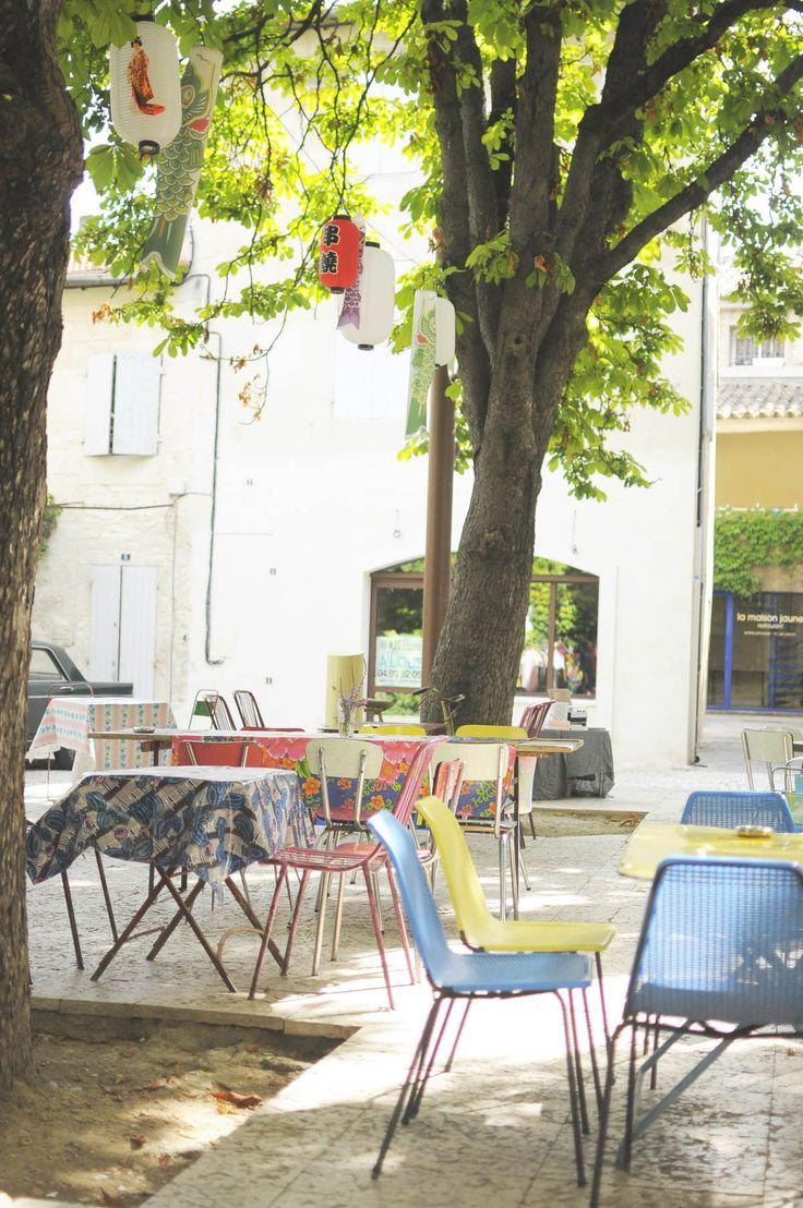 Quelques jours à se balader dans le sud, d'un village à l'autre. Entre Avignon, Cavaillon, Arles, Eygalières.