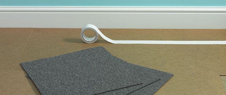 How to Lay Vinyl & Carpet Tiles   Wickes.co.uk