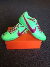 Nike Elastico Finale II New Authentic Indoor Soccer Shoe Futsal Mint/Pink/Lime