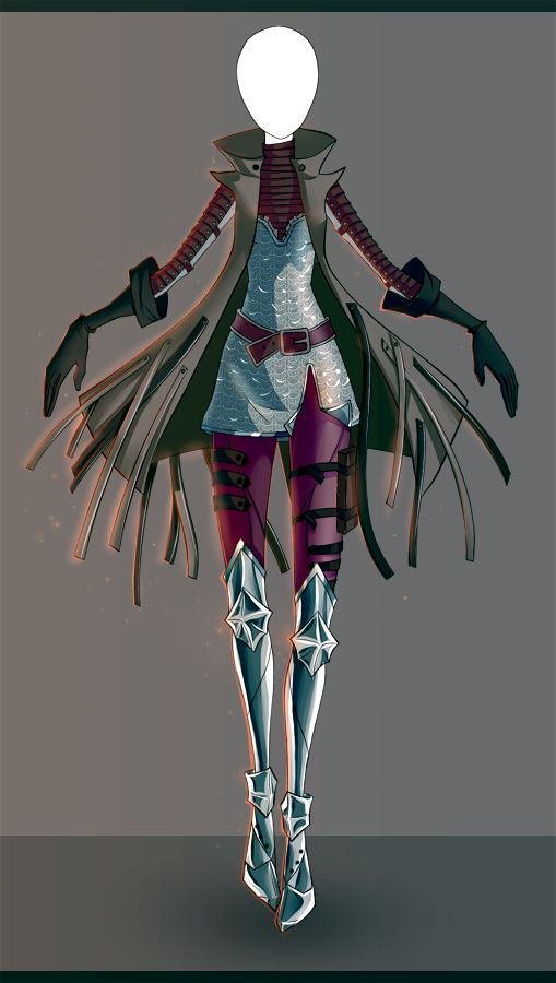 Adoptable outfit #39 - [Auction - CLOSED] by Eggperon.deviantart.com on @DeviantArt