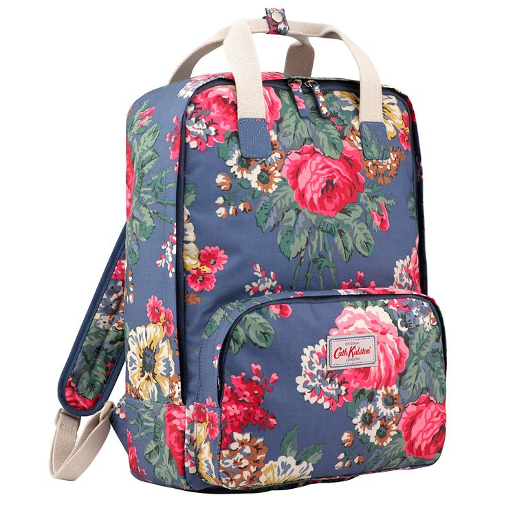 Bloomsbury Bouquet Backpack | Cath Kidston |
