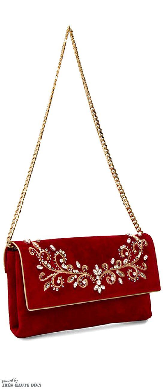 Casadei Evening Bag Red