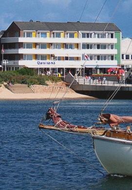 Hotel Quisisana Helgoland - Hotel