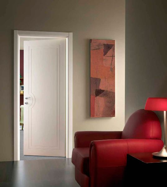 61 mejores im genes sobre puertas en pinterest puertas for Puertas interiores blancas modernas