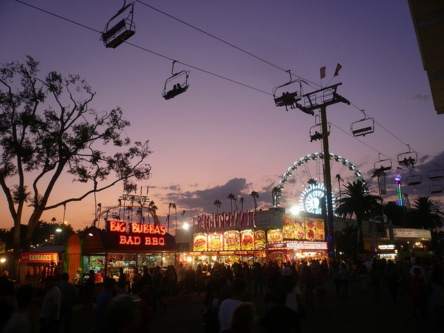 LA County Fair every year in September                                                                                                            LA County Fair             by        jericl cat      on        Flickr
